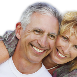 Dental implants from Fort Worth dentist Dr. Ratcliff can give you a smile just as timeless as you.