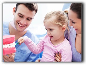 pediatric dentistry with Dr. Stephen Ratcliff
